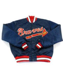Hobson Braves Blue Jacket