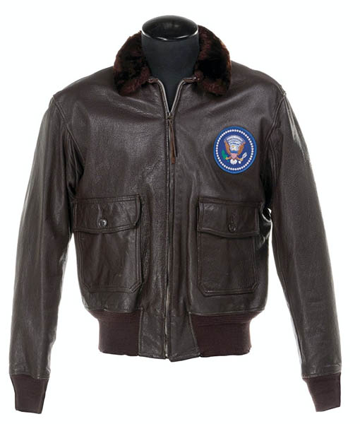 John F. Kennedy Bomber Jacket