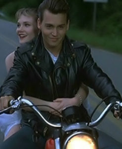 Johnny Depp Cry-Baby Motorcycle Jacket