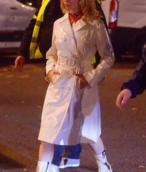 Sandy Last Night in Soho Coat