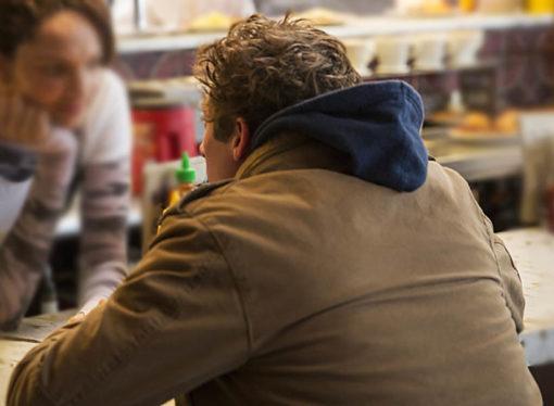 Lip Gallagher Shameless Cotton Jacket