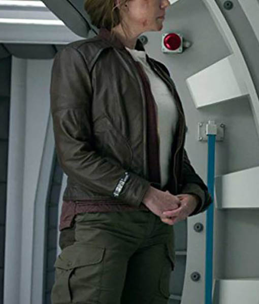 Maureen Robinson Lost In Space Jacket
