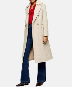 Sara Yang Love Life Coat