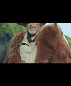 Mayor Prentiss Chaos Walking Fur Coat