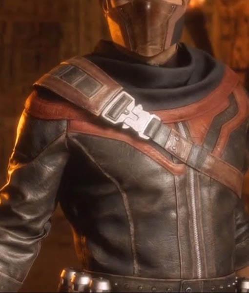 Erron Black Mortal Kombat 11 Jacket