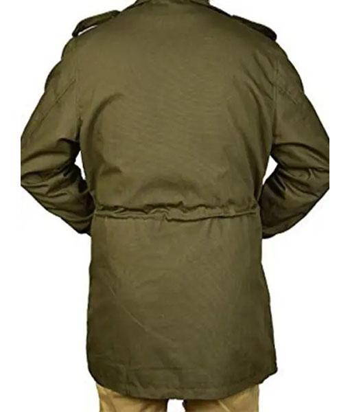 John Rambo Mortal Kombat 11 Jacket