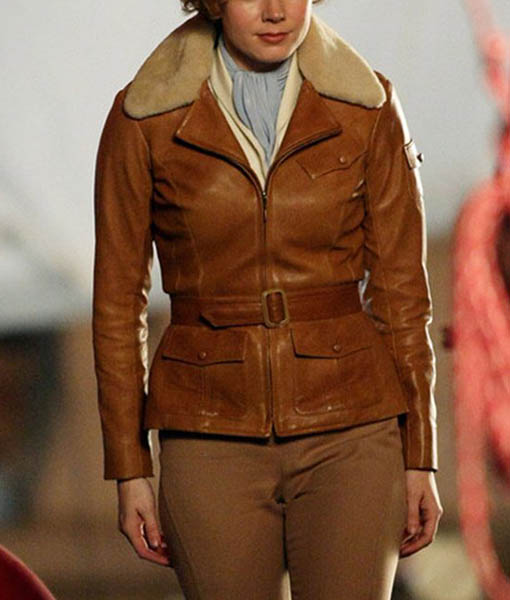 Amelia Earhart Night at the Museum: Battle of the Smithsonian Jacket