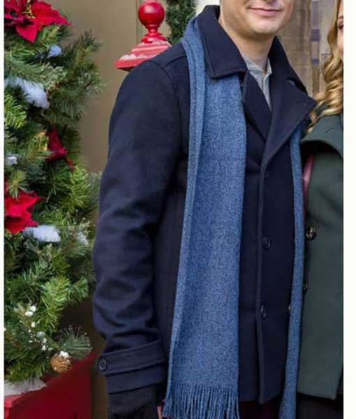 Mitch O'Grady On the Twelfth Day of Christmas Peacoat