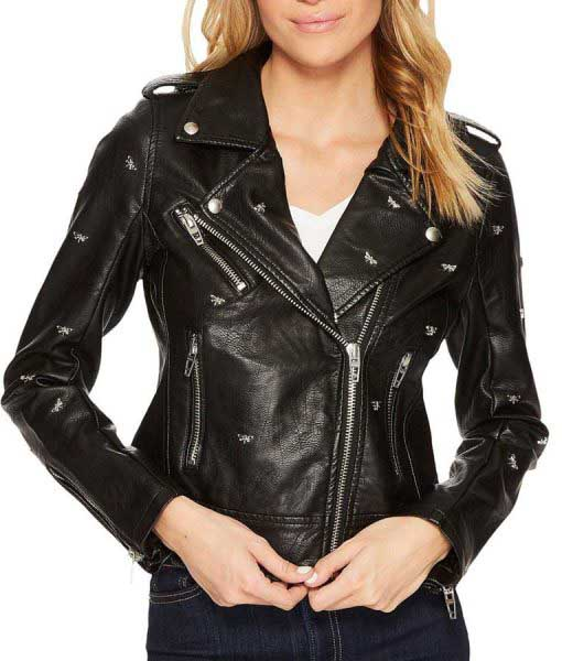 Betty Cooper Riverdale S05 Studded Jacket