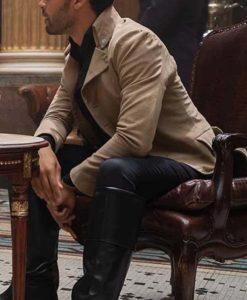 Simon Basset Bridgerton Brown Tailcoat