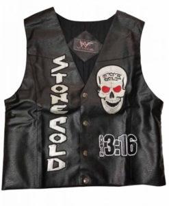 WWE Stone Cold Steve Austin Vest