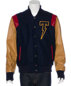 Tackma Men's Varsity Jacket