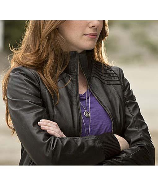 Bette Sans Souci The Flash Jacket