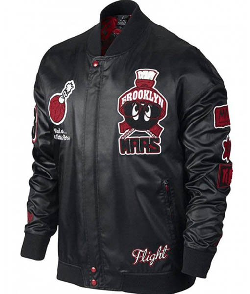 Jordan Marvin The Martian Jacket
