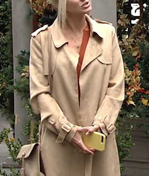 Sharon Collins The Young and the Restless Coat