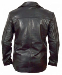 Alonzo Training Day Leather Coat