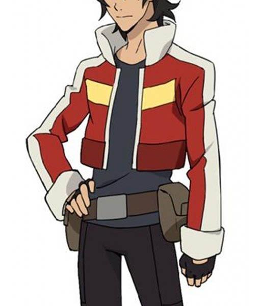 Keith Voltron: Legendary Defender JAcket