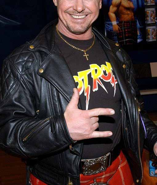 Rowdy Roddy Piper WWE Jacket