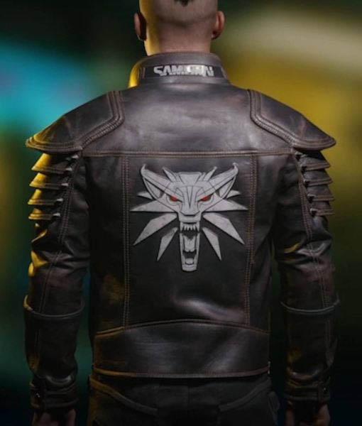 wolf school Cyberpunk 2077 Jacket