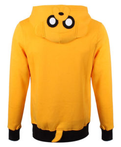 Jake Adventure Time Hoodie