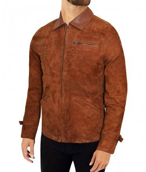 Max Vatan Allied Brown Jacket