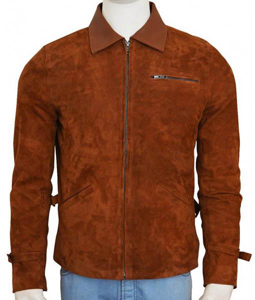 Max Vatan Allied Brown Jacket