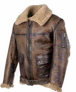 Arnold Schwarzenegger Aviator B-6 Jacket