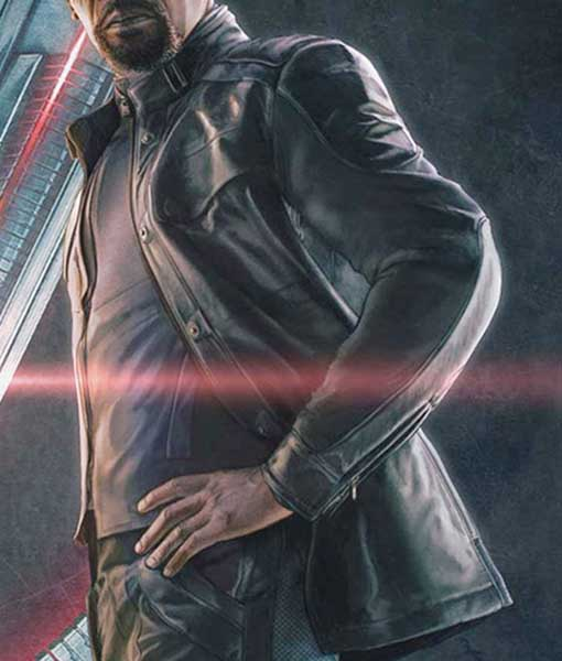 Nick Fury Avengers Age of Ultron Jacket