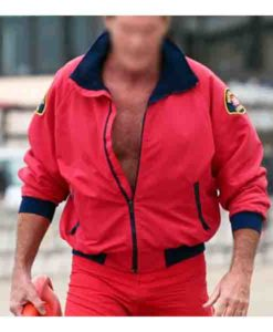 David Hasselhoff Baywatch: Lifeguard Potential Jacket