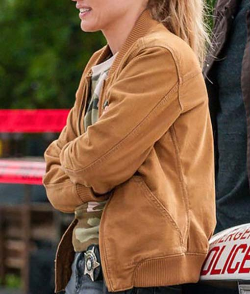 Hailey Upton Chicago PD Jacket