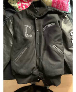 Cutthroat Bullies Letterman Jacket