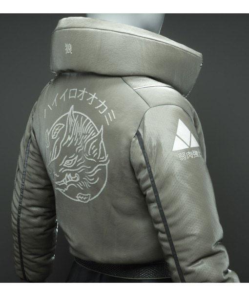 Okami Cyberpunk 2077 Jacket