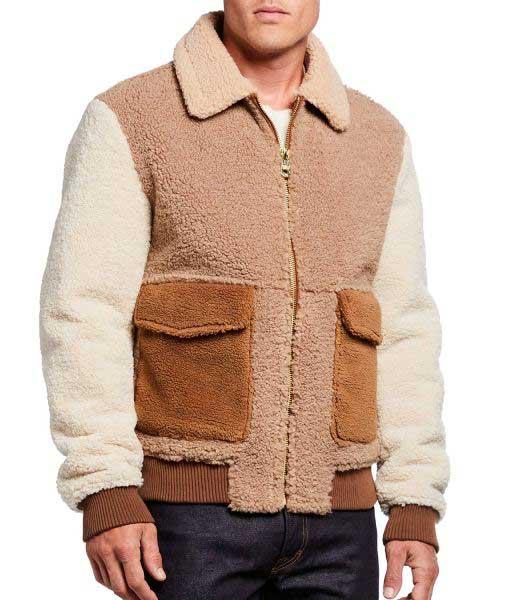Dababy Blind Sherpa Jacket