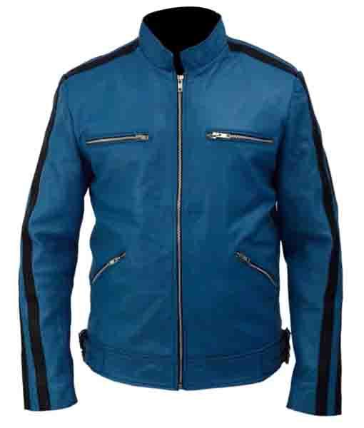 Samuel Barnett Dirk Gently's Holistic Jacket