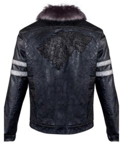 Game Of Thrones Leather Jacket