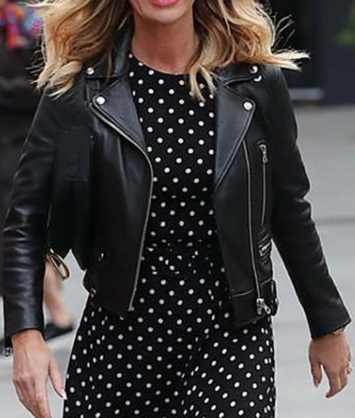 Amanda Holden Heart Radio Jacket