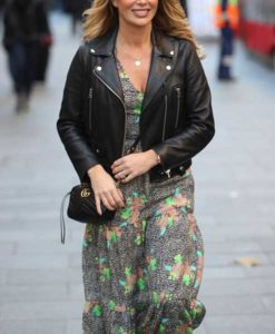 Amanda Holden Heart Radio Jacket