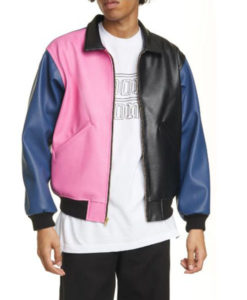 Justin Bieber Bomber Leather Jacket