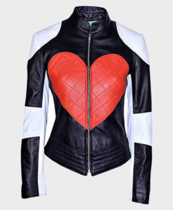 Kylie Minogue Red Heart Jacket