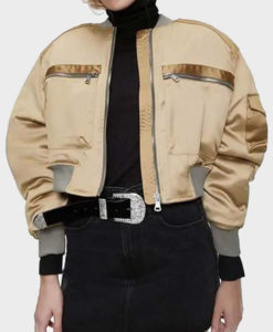 Sydney Burnett L.A.'s Finest S02 Cropped Jacket