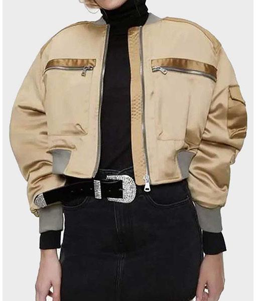 Sydney Burnett L.A.'s Finest S02 Cropped Jacket