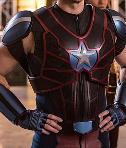 Commander Steel Legends of Tomorrow Vest
