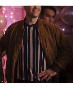 Nate Heywood Legends of Tomorrow S05 Jacket