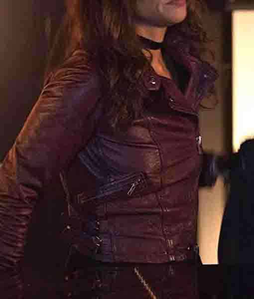Mazikeen Lucifer Leather Jacket