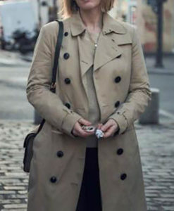 Claire Lupin Trench Coat