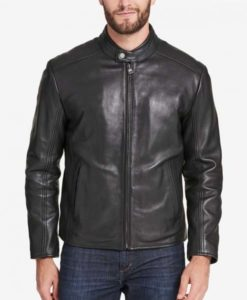 Men's Minimalistic Smooth Jacket