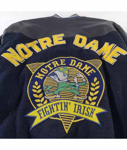 Notre Dame Fighting Irish Jacket