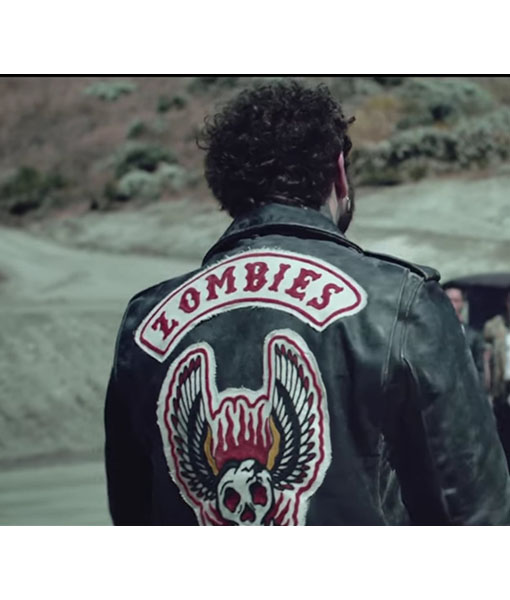 Zombies Post Malone Leather Jacket