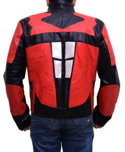 Power Ranger Leather Jacket
