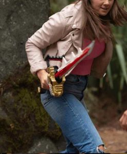 Amelia Jones Power Rangers Dino Fury Jacket